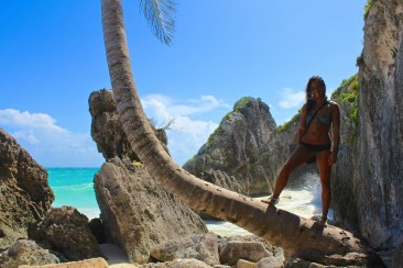 Yes Karam – Gaspacho de Caribe!!