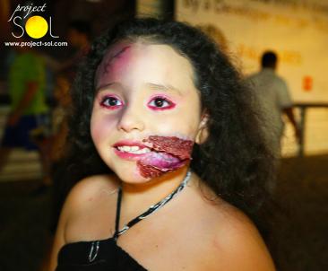 Caribbean Halloween 2014 (Part 1)