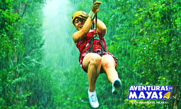 A Day with Aventuas Mayas