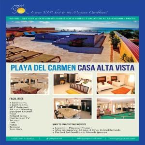 CASA-ALTAVISTA Villas Villas casa alta vista 300x300